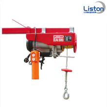 Alat Keselamatan 250kg Mini Electric Wire Rope Hoist