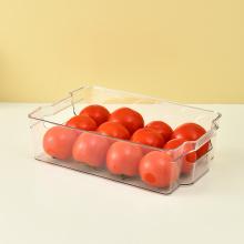 Plastic Kitchen Food Storage Bins with Handles