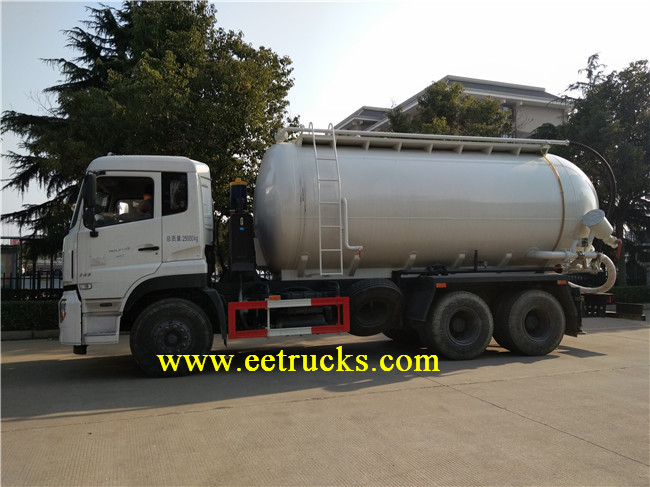 16000L Cement Powder Trucks