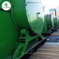 Processus d'usine de pyrolyse de plastique à combustible