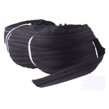 High Quality No.3 .5 .8 .10 Nylon Zipper Rolls For Gaments Shoes Bags