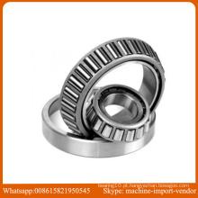 Fabricado na Alemanha Rolamentos de rolos cônicos para máquinas de construção (32205)