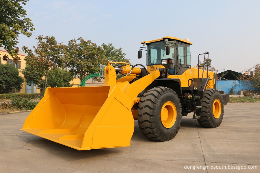 5 Ton Wheel Loader 5