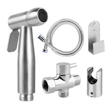 Amazon Hot Verkauf Toilette Hand Bidet Shattaf Set