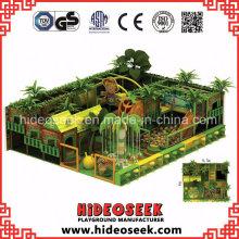 Kleine Dschungel Thema Indoor Spielplatz Ausrüstung