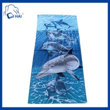 Toalha de praia de 100% algodão Dolphin (ACDD5434)