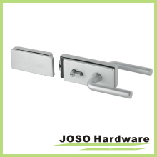 Bathroom Hardware Fitting Fix Glass Door Lock Kit (GDL019A-3)