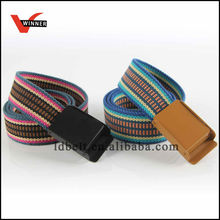 2014 Hot Sale Good Quality boys canvas belt