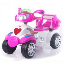 Kids Ride na motocicleta, Quatro Rodas Miúdos Mini Electric Motorbike