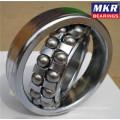 Chinês e marca de rolamento do motor auto-alinhamento de rolamento de esferas