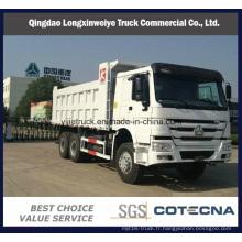 SINOTRUK HOWO 25 ton camion à benne basculante de haute qualité pour la Promotion