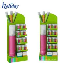 Boîtes d'affichage personnalisées de baume à lèvres de carton de prix bon marché de haute qualité