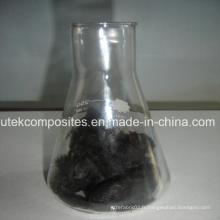 Composé de moulage en vrac à armature en fibre de verre couleur noire