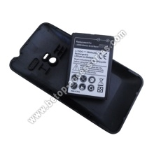 Teléfono celular batería extendida para HTC MS910 con tapa trasera