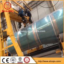 soldadoras de tanque de aluminio