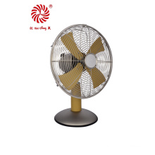 10 Inch Electric Desk Fan with Metal Blade