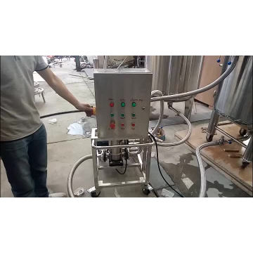 Factory Price Guaranteed CIP Washing Cleaning System