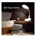 LED Dimming Touch Tischleuchte Mit USB-Ladegerät