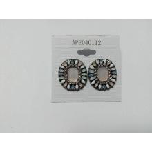 Flor da moda brinco Coreia Design bijutarias