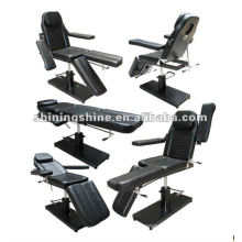 2016 hot sale multi-function tattoo chair tattoo arm rest