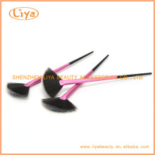 High Quality Cosmetic Fan Brush OEM Service