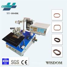 Мудрость Тороидальный Намоточный станок (ТТ-H04BK) для полых трансформатор