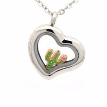 The cute custom open lillusionist ocket pendant jewelry