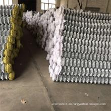 Galvanisierter Kettenverbindungs-Sicherheitszaun
