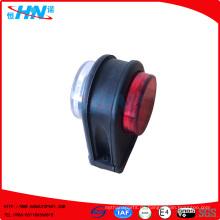 Weiß-Rot 24V LED-LKW-Seitenlicht für LKW-Anhänger