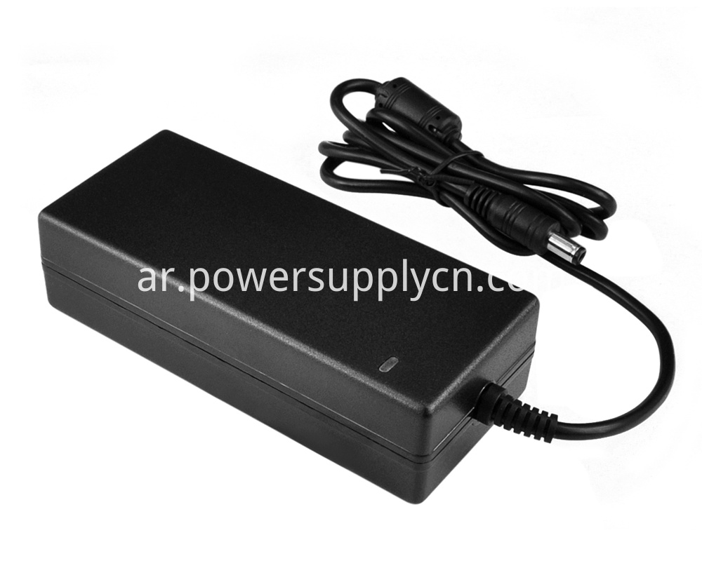 low noise power adapter