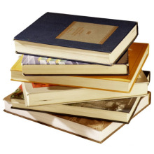 Offset Printing Hochwertiges Novel Customized Hardcover Buchdruck