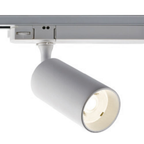 High Voltage Beamshift 28W LED Track Light