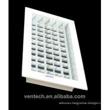 supply double deflection grille,supply air grille