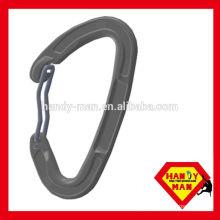 AH003WR Aluminum Wire Gate Hammock Carabiner