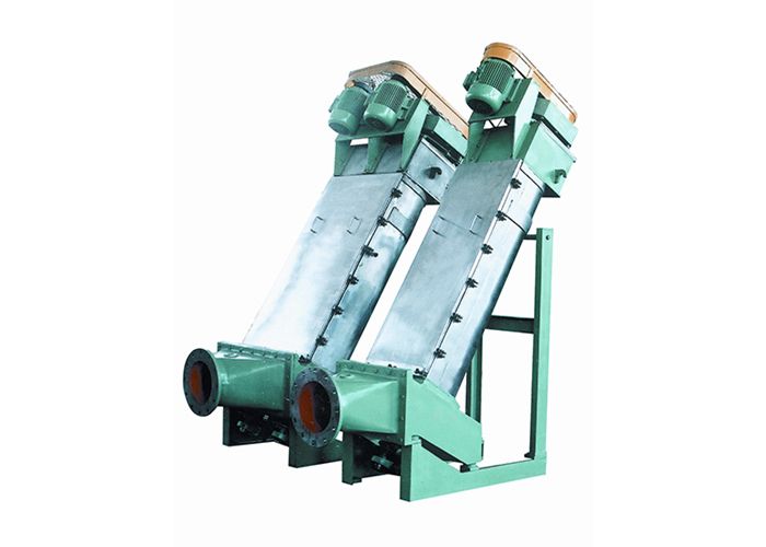 Inclined Screw Thickener 01
