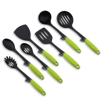 7PCS Non Stick Nylon Cooking Utensils Set