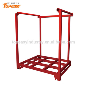 hot metal stacking rack for warehouse