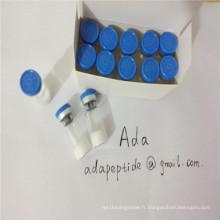 Stéroïdes anaboliques androgènes de PT-141 Bremelanotide pour les ingrédients médicaux 32780-32-8