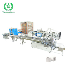 Paper Product Making Production Line Toilet Paper Making Machinery