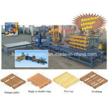 Máquina de la ensambladura del clavo de la máquina de la ensambladura de madera de la alta calidad