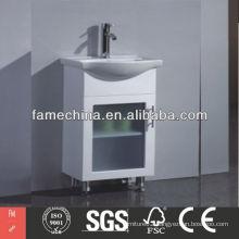2013 Latest toilet vanity High Gloss toilet vanity
