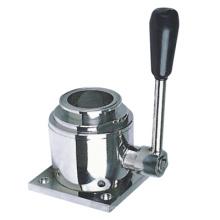 Válvulas esféricas de aço inoxidável de grau sanitário