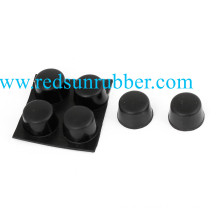 3m Adhesive Small Silicone Rubber Bumpers