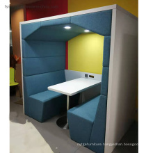 Acoustic Office Pods/Wooden Office Booth/Wooden Office Pods