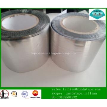 Bande adhésive en aluminium de couleur adhésive en aluminium