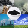 Hochqualitative kohlenstoffhaltige säulenförmige imprägnierte Aktivkohle für die industrielle Luftreinigung