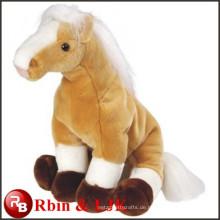 Plüsch Spielzeug Katze Kissen Plüschtier Pony Puppen