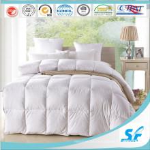 Теплый и мягкий белый утиный пух королевского размера Одеяло / одеяло / одеяло