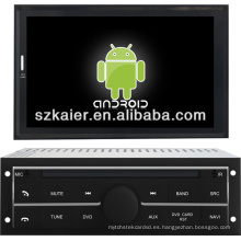 Reproductor de DVD del coche de Android 4.1 1080P para Mitsubishi L200 con GPS / Bluetooth / TV / 3G / WIFI