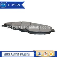 Pastillas de freno de coche OEM 425393 para 2009-2016 Peugeot 308 3008